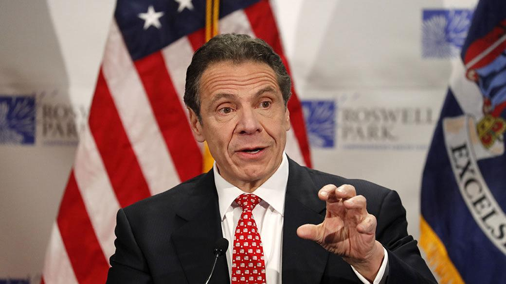 Under siege, Cuomo adopts a new strategy: 'closed press'
