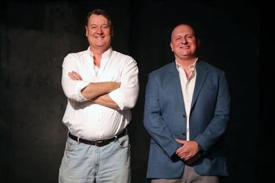 Theater preview Gusto New Phoenix (copy) Richard Lambert Bob Rusch