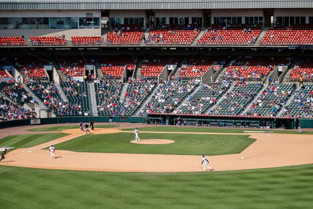 Take me out to the ballpark: A day at Coca-Cola Field (copy)