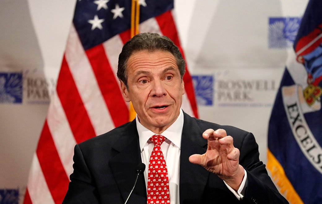 Cuomo Roswell Park