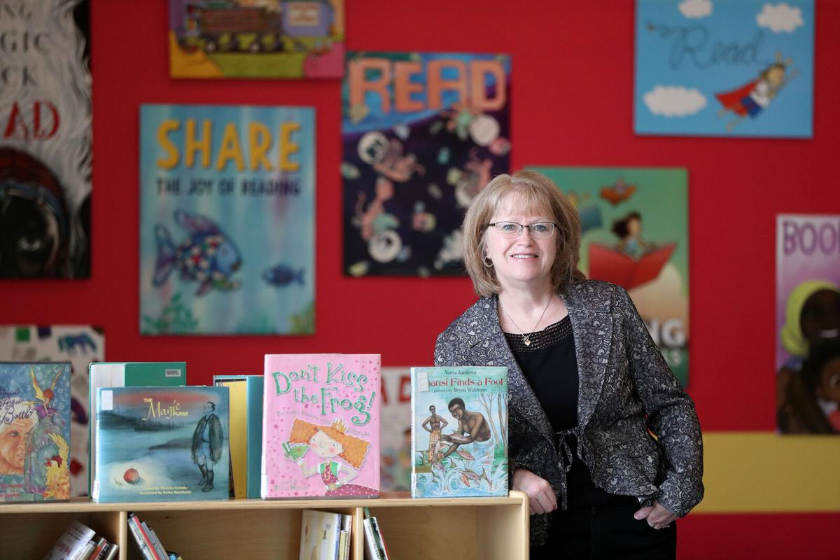 Buffalo and Erie County Public Library Director Mary Jean Jakubowski (copy)