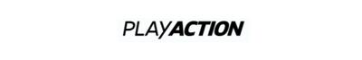 PlayAction logo - newsletter