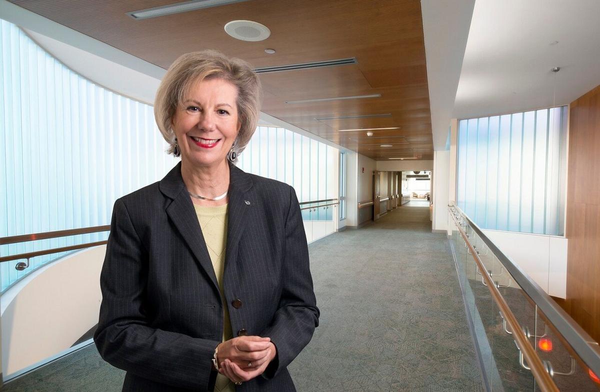 Dr. Teresa Quattrin, pediatric endocrinologist
