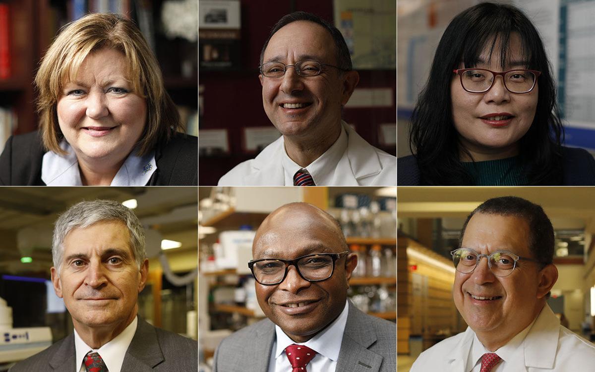 prospectus Leading medical researchers