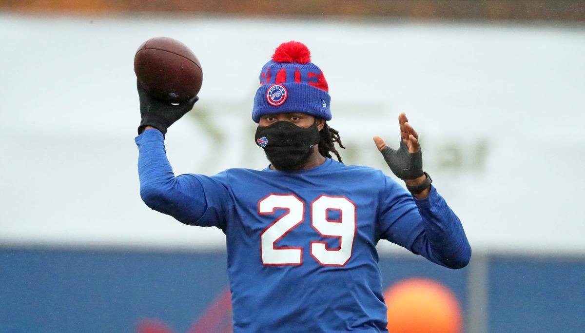 Bills Activate Cornerback Josh Norman From Covid Reserve List Buffalo Bills News Nfl Buffalonews Com