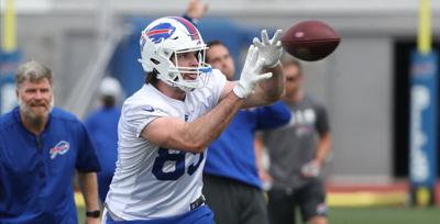 Inside the Bills: Tommy Sweeney details long road back from Covid-19, myocarditis diagnosis
