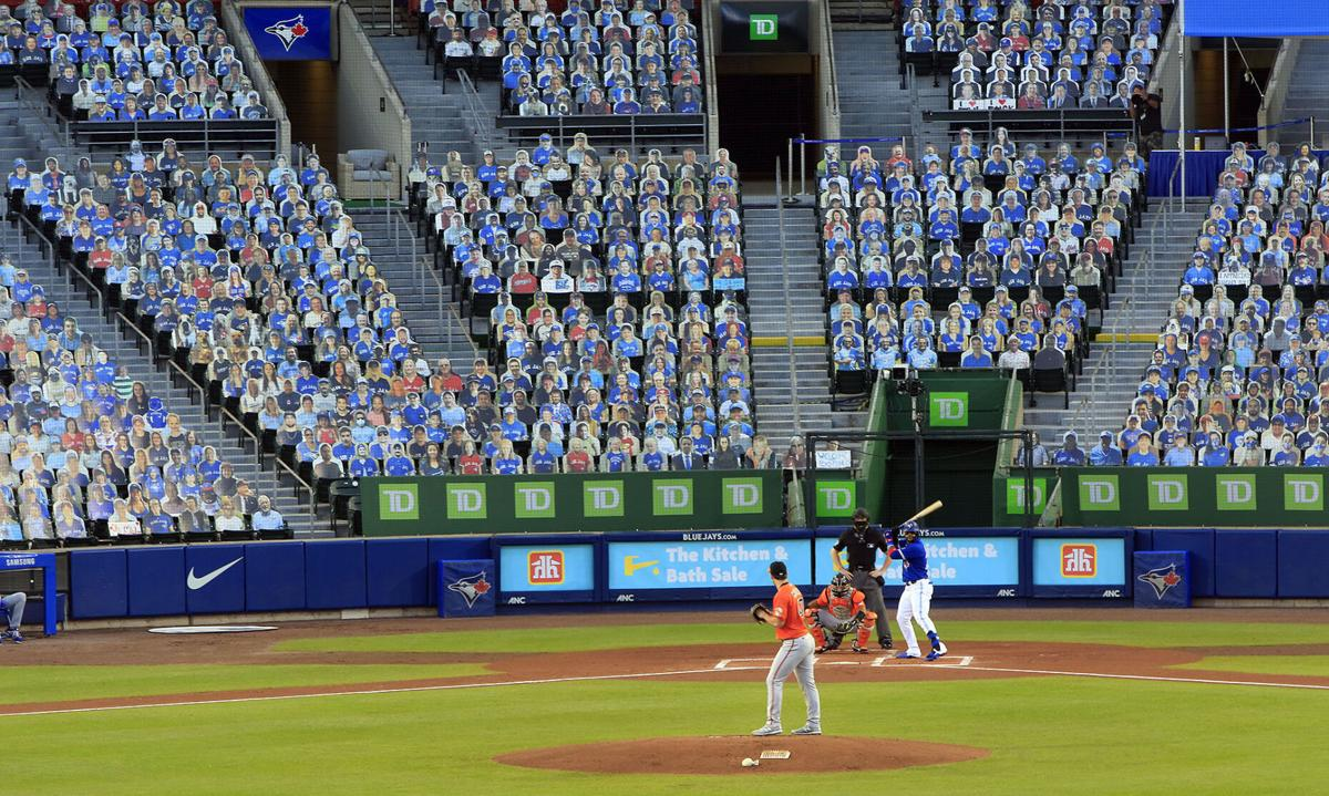 Blue Jays at Sahlen Field