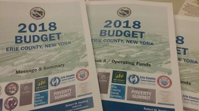2017 Erie County budget
