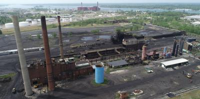 Demolition of smokestacks a milestone in Tonawanda Coke cleanup, but 'much more work to be done'