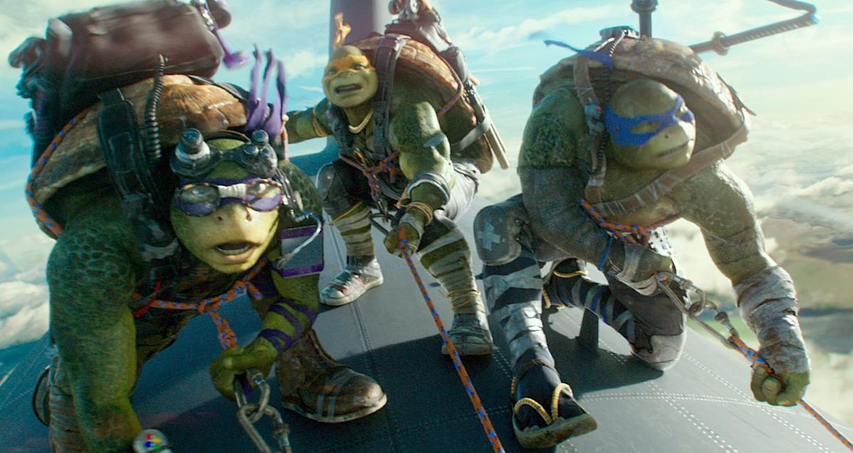 The Kensington Is The Best Part Of Teenage Mutant Ninja Turtles Out Of The Shadows Movies Buffalonews Com