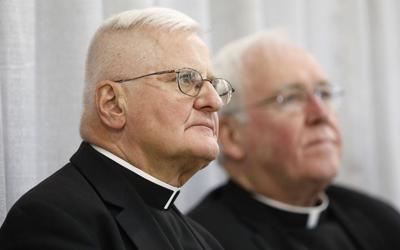 Bishops Richard J. Malone and Edward M. Grosz (copy)