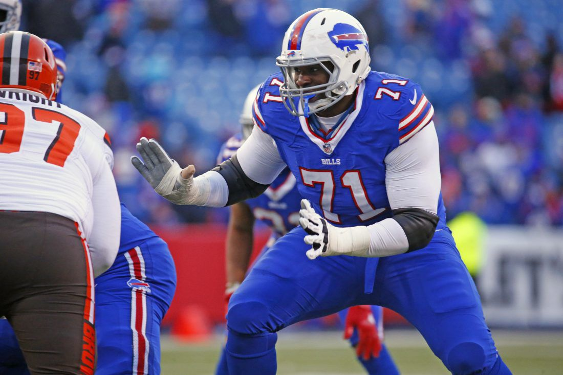 Kouandjio Bills Browns