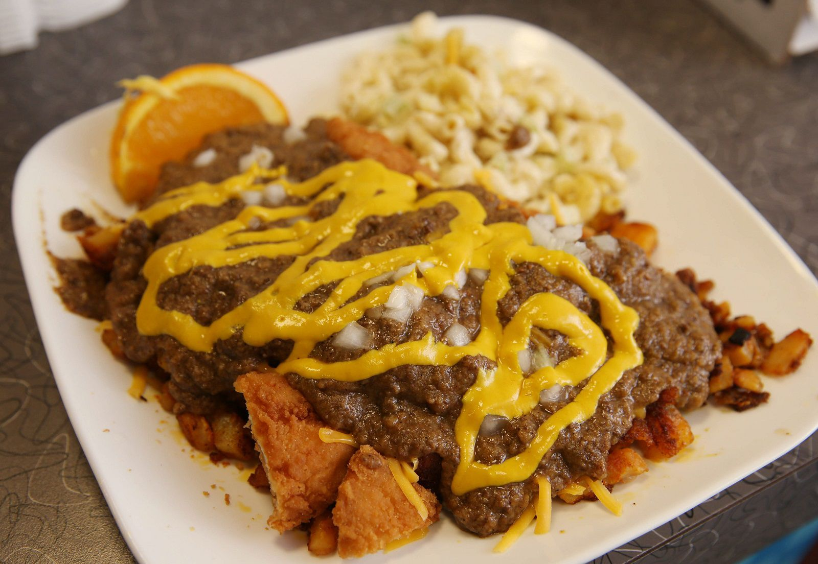 Buffalo S Closest Efforts To Mimicking Nick Tahou Hots Garbage Plate Dining Buffalonews Com
