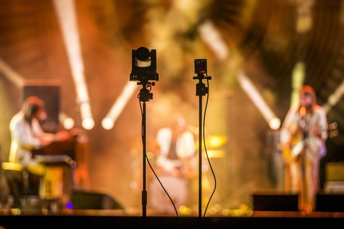 Live streaming music during coronavirus