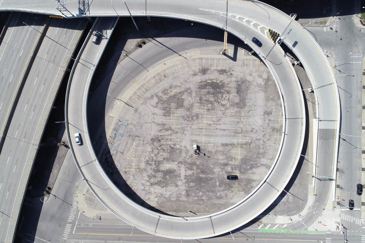 interchange aerial