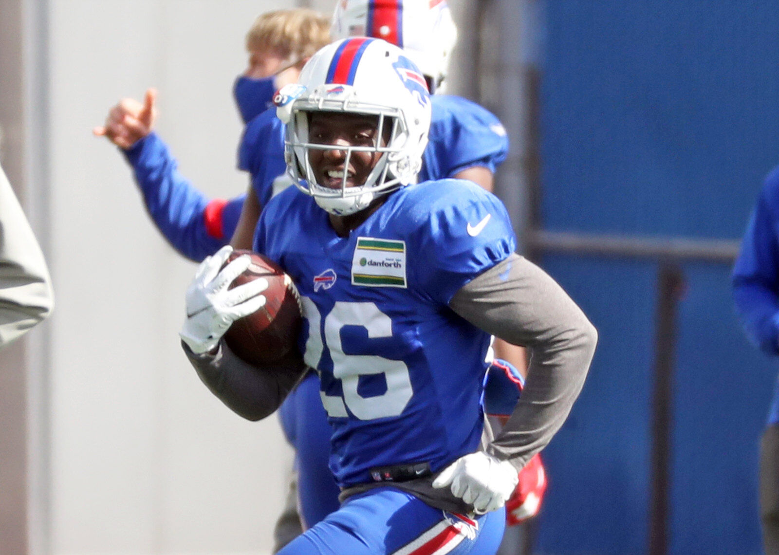 Scouting report: Devin Singletary, Bills' running game need to get ...