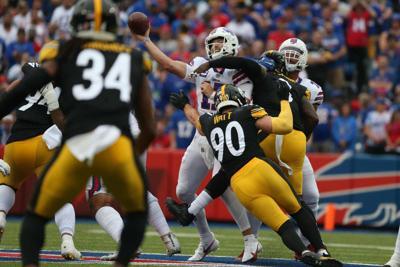 Bills Steelers second