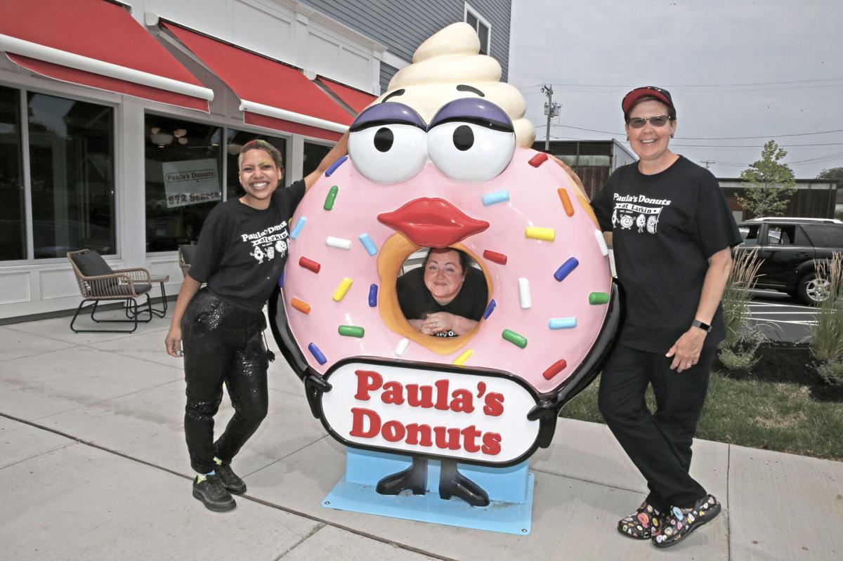 Paula's Donuts at Larkinville