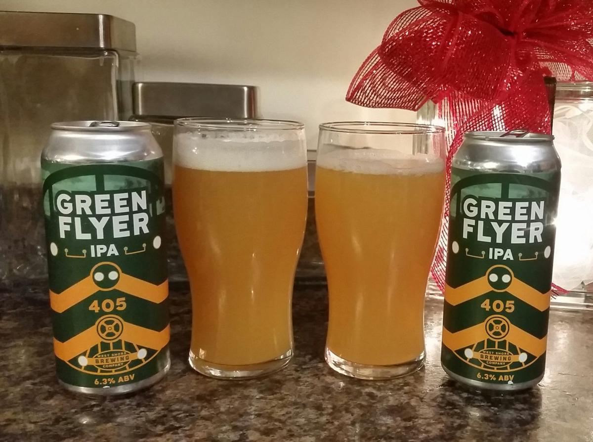 West Shore Brewing Green Aviators