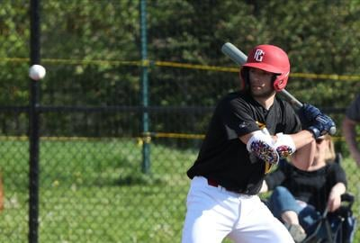 Will East catcher Joe Mack is projected as a first-round pick in the Major League Baseball Entry Draft next month (copy)