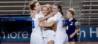 Next-level drive, focus propel UB's Marcy Barberic among women's college soccer elite