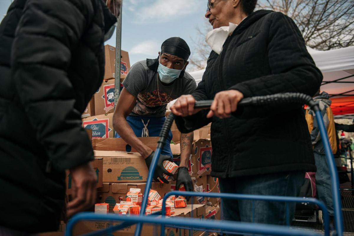 How you can help fight the hunger crisis resulting from the Covid-19 pandemic