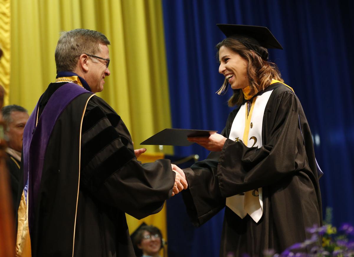 local Canisius College graduation CANTILLON