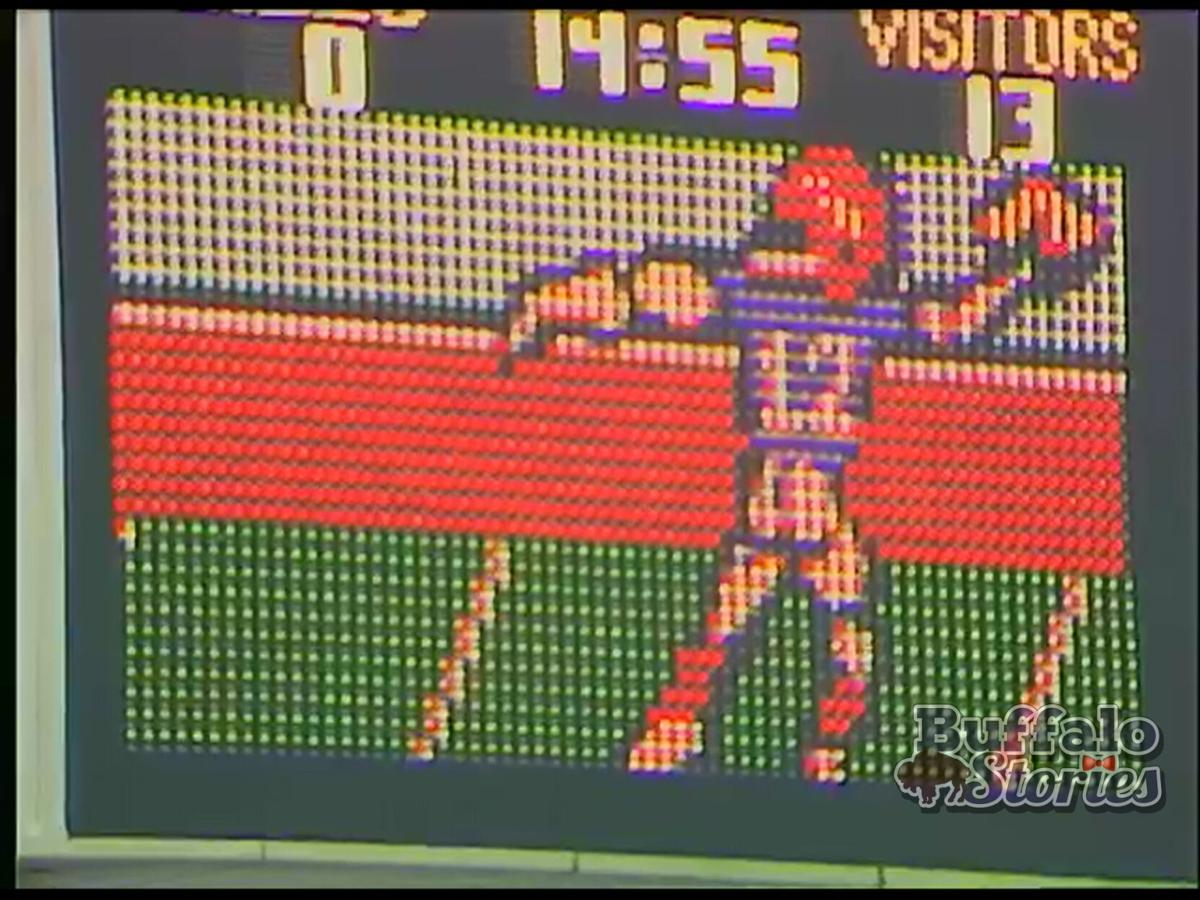 Rich Stadium scoreboard 2