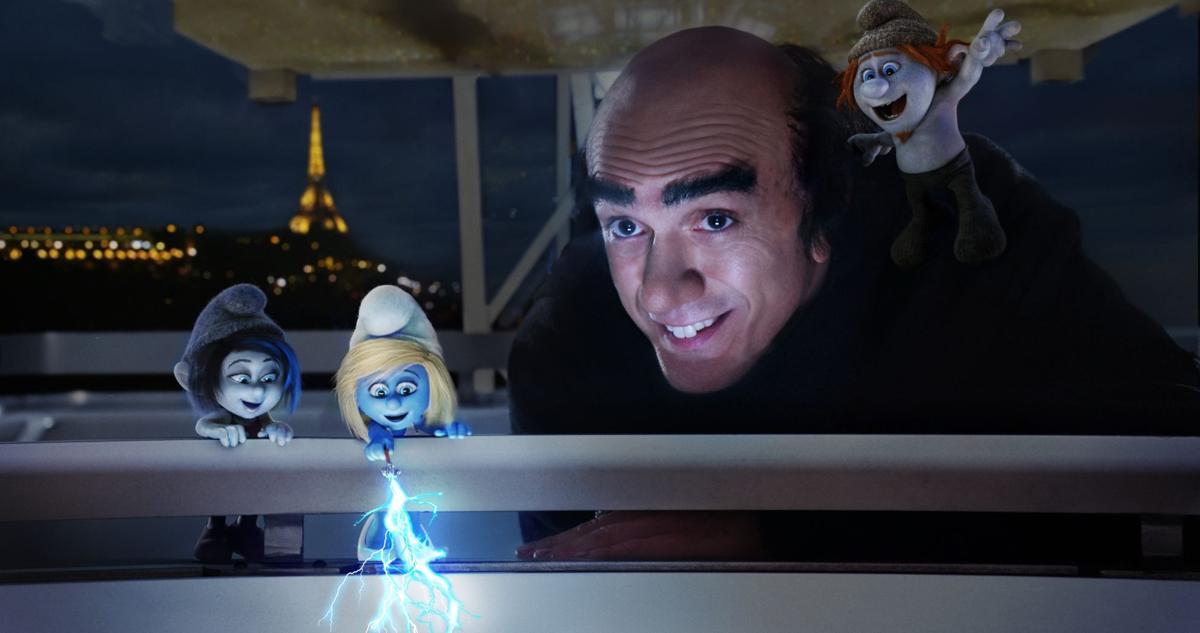 Smurfs 2 Is Smurf Warmed Over Entertainment Buffalonews Com