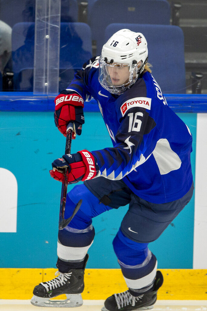 Finland: IIHF Womens World Championship 2019 United States - Russia