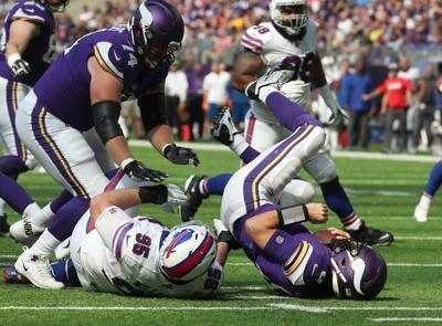 Kyle Williams Bills Vikings