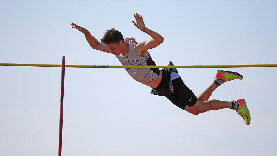 School tracksters now headed to sectional meets, climax of the season