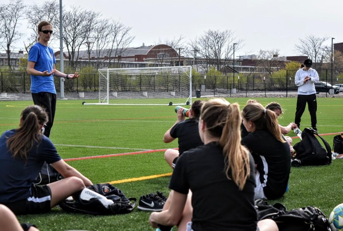 Nikki Bartholomew FC Buffalo Women
