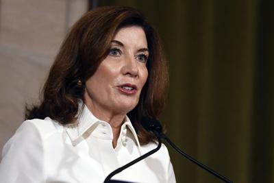 Suddenly, Kathy Hochul is most powerful, prominent female governor ever