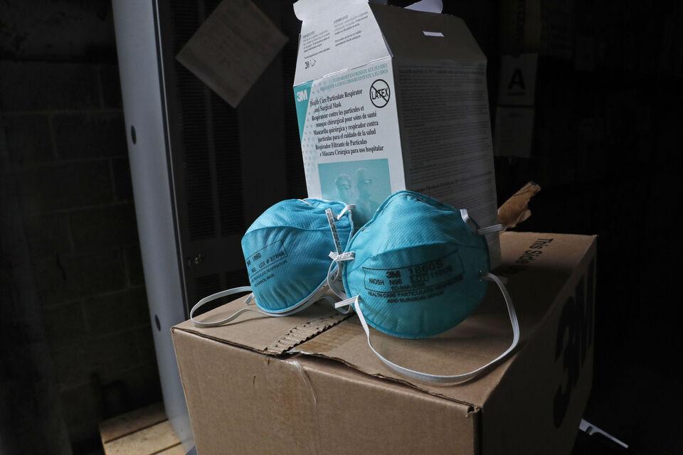 Erie County's PPE stockpile (copy)