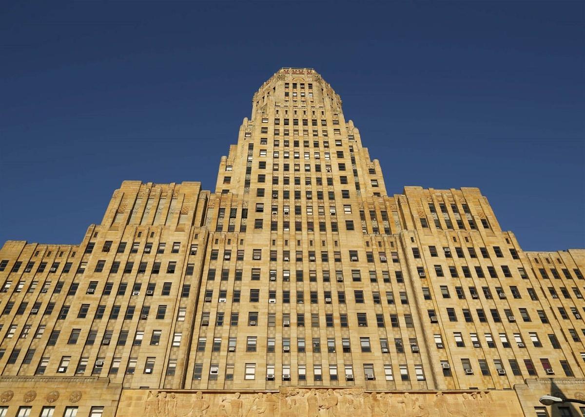 Buffal City Hall