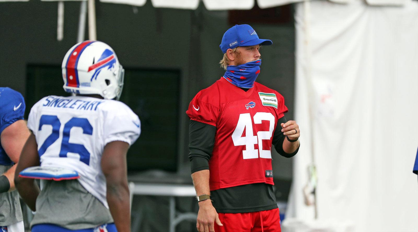 Bills place fullback Patrick DiMarco on IR, ending his season ...