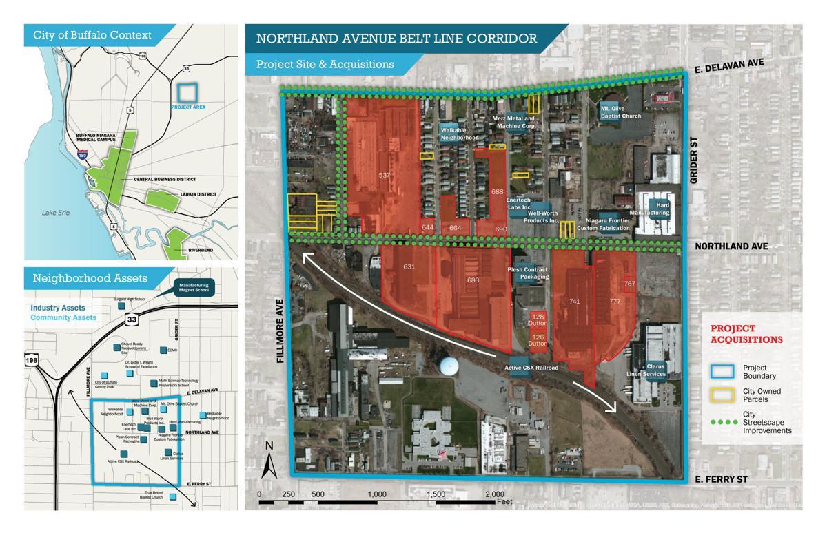 Northland-Avenue-Belt-Line-Corridor-project
