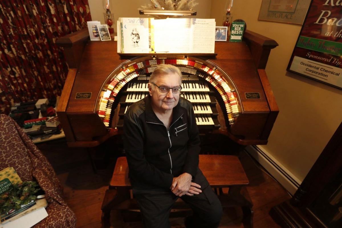 Local Ralph Bacha Concert Organ