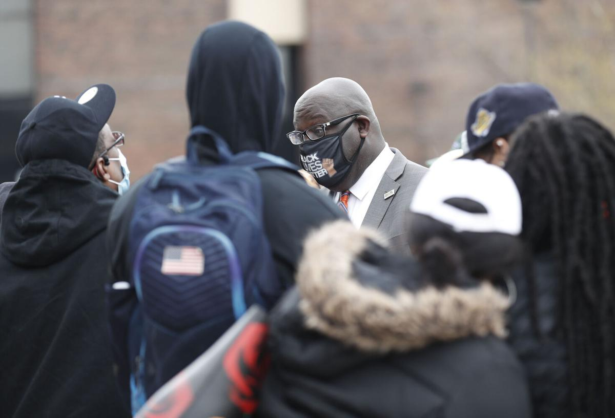 Buff State student protest (copy)