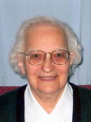 Sister Dorothy M. Smith