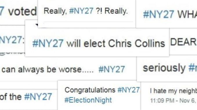 The Good Bad And Ugly Of Ny27 Tweets As Twitter Reacts To Collins Win Local News Buffalonews Com