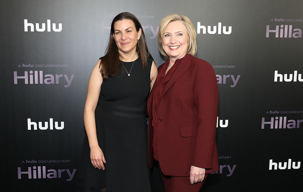 Hillary Clinton Nanette Burstein Hulu