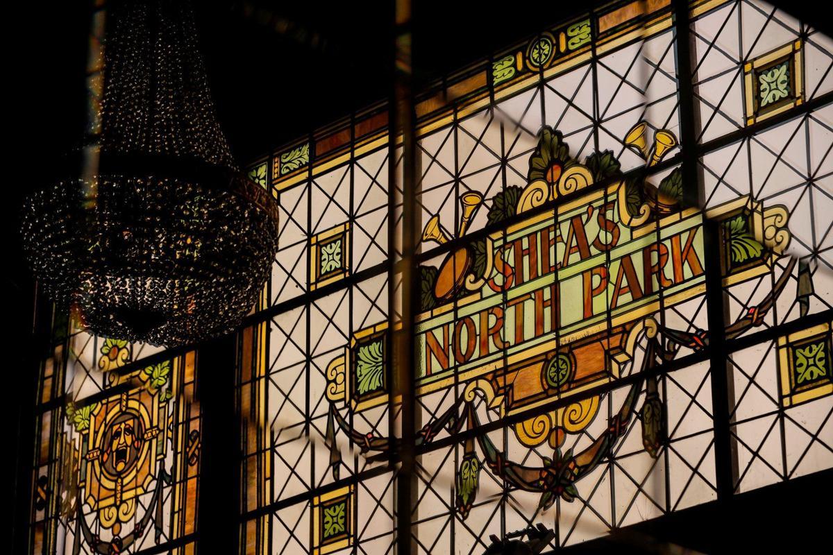 North Park Theatre restoration