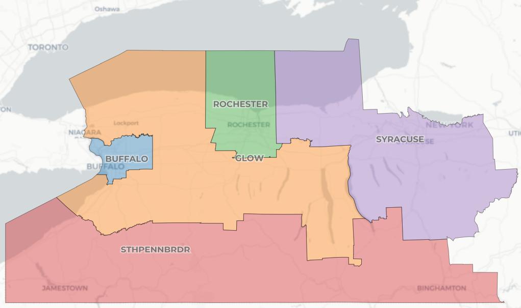 GOP map