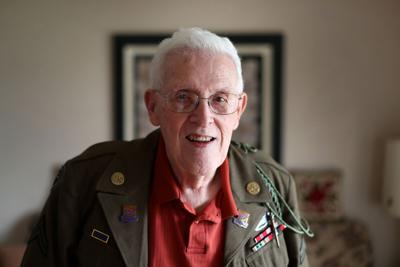 Stories of Honor: He turned 18 at battle. At 94, he still thinks of the guys who didn't return