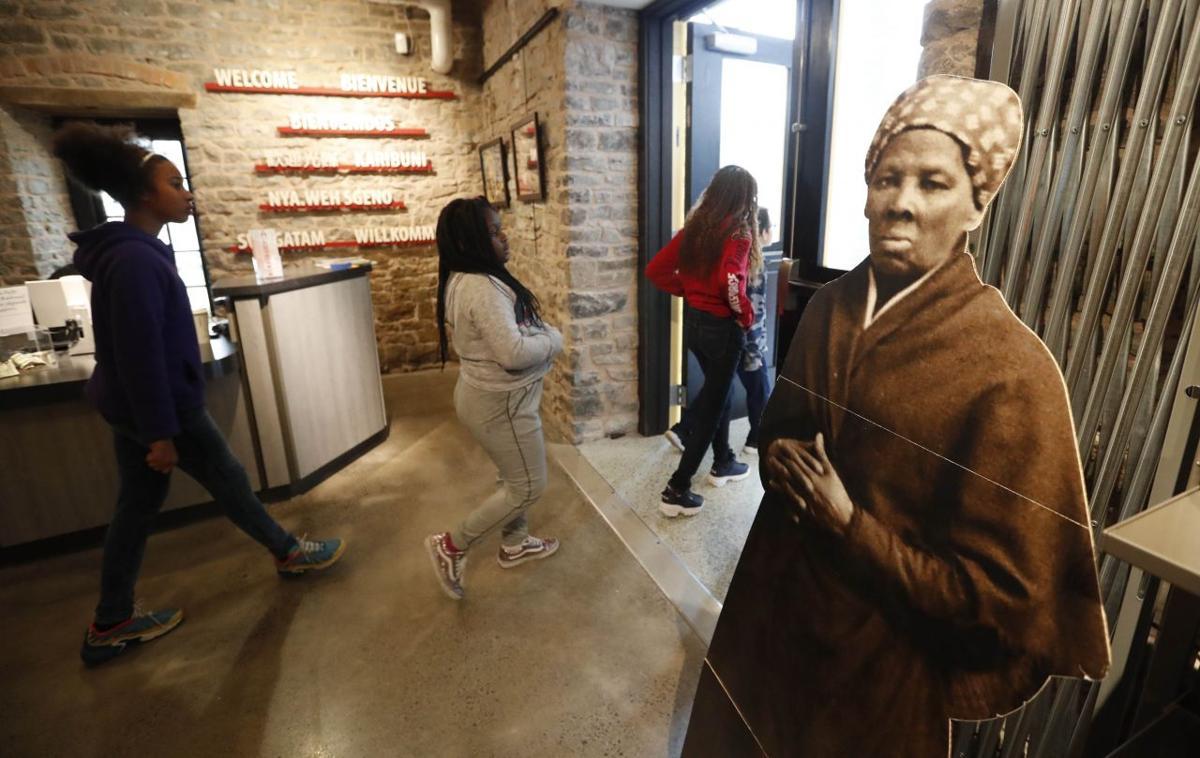 LOCAL Harriet Tubman School CANTILLON