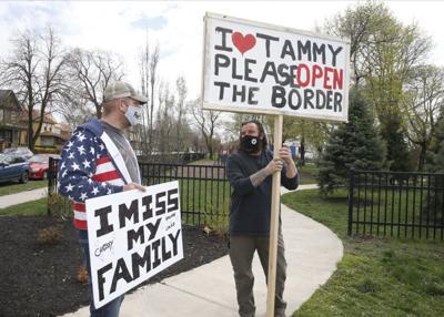 US/Canada Border protest (copy)