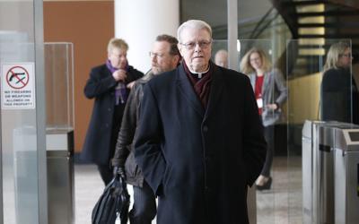 Bishop Edward Scharfenberger