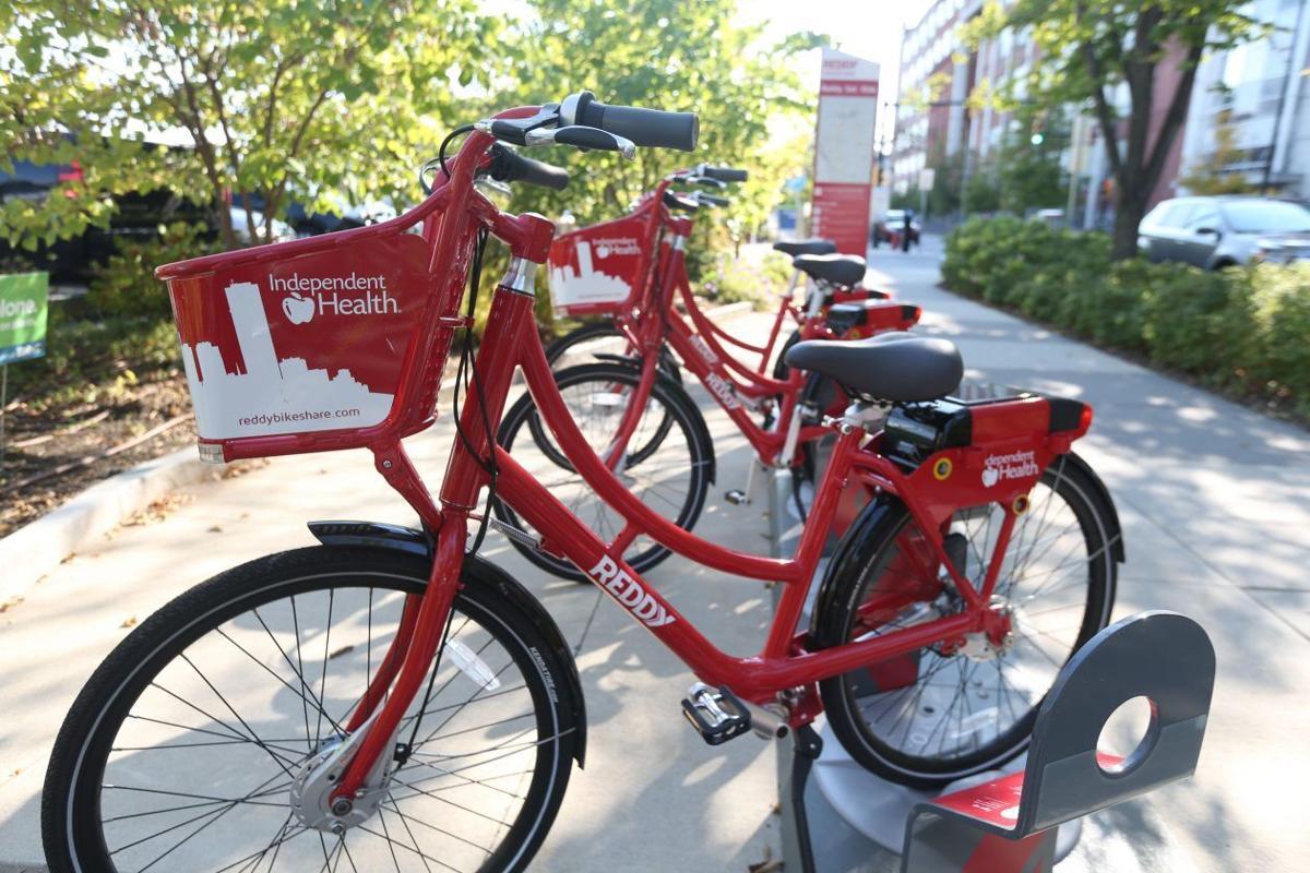 medical campus reddy bikeshare rentals